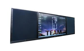 OC intelligent full screen multi media TV interactive display